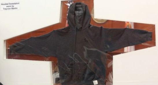 Zimmerman Trayvon Hoodie