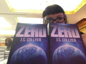 I employed my 'come and buy my book' hypo-stare to good effect at Fantasticon!