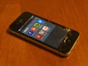 Cracked Smartphone5